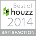 Houzz Best of Satisfaction